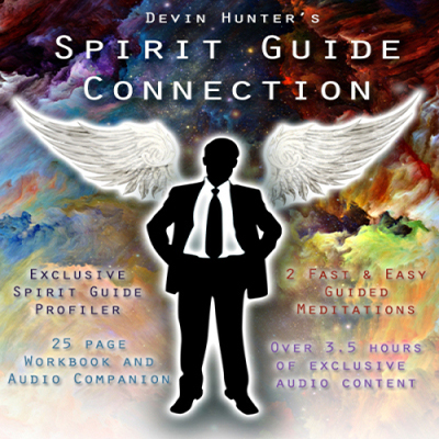 Spirit Guide Connection