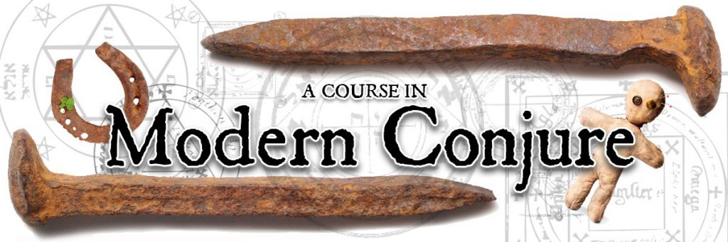 A Course In Modern Conjure